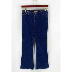 VTG 90s Tommy Hilfiger Jeans Size 9 Dark Wash
